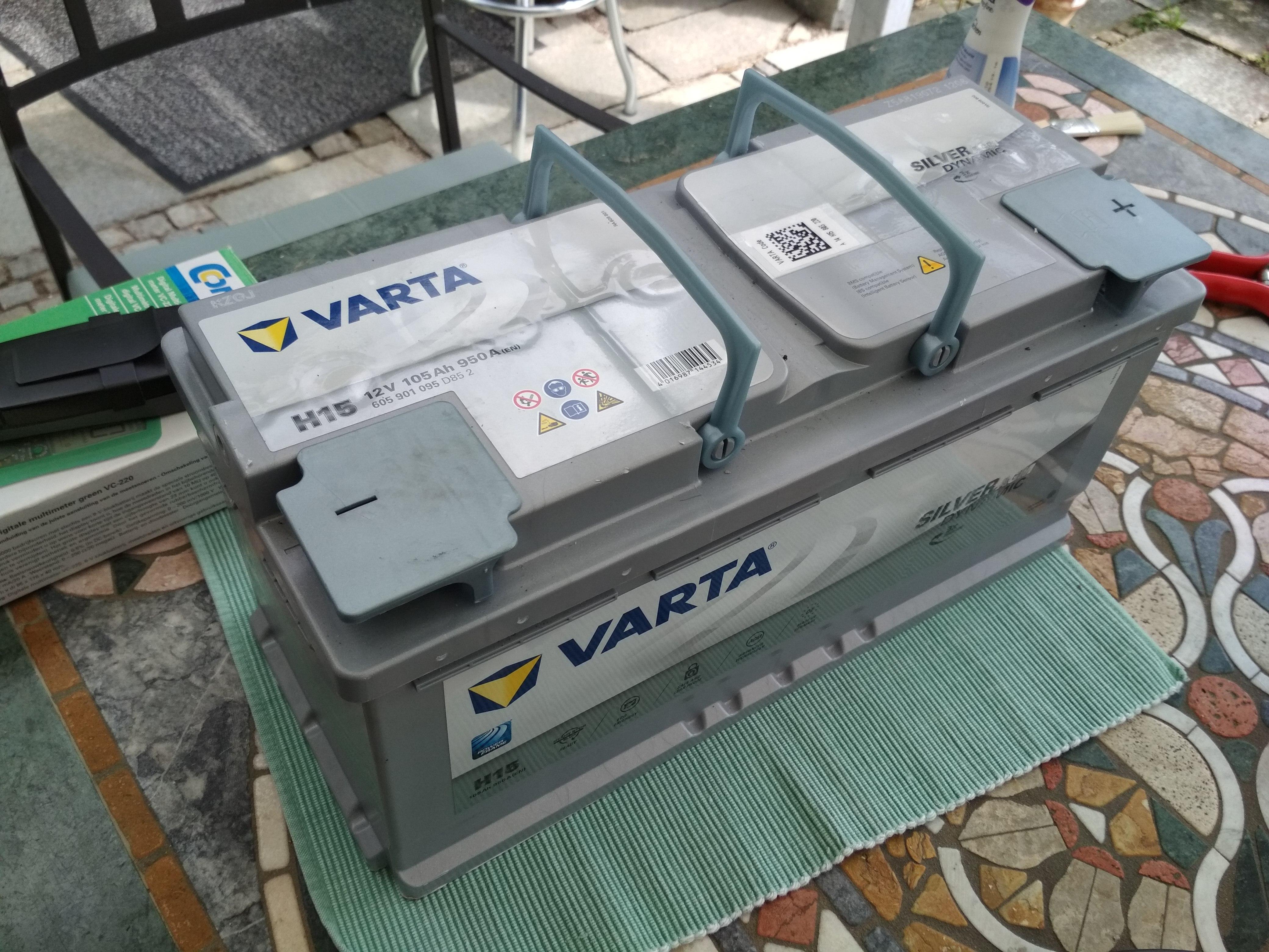 Nett Schaltplan Des Doppel Batterie Systems Galerie - Elektrische ...